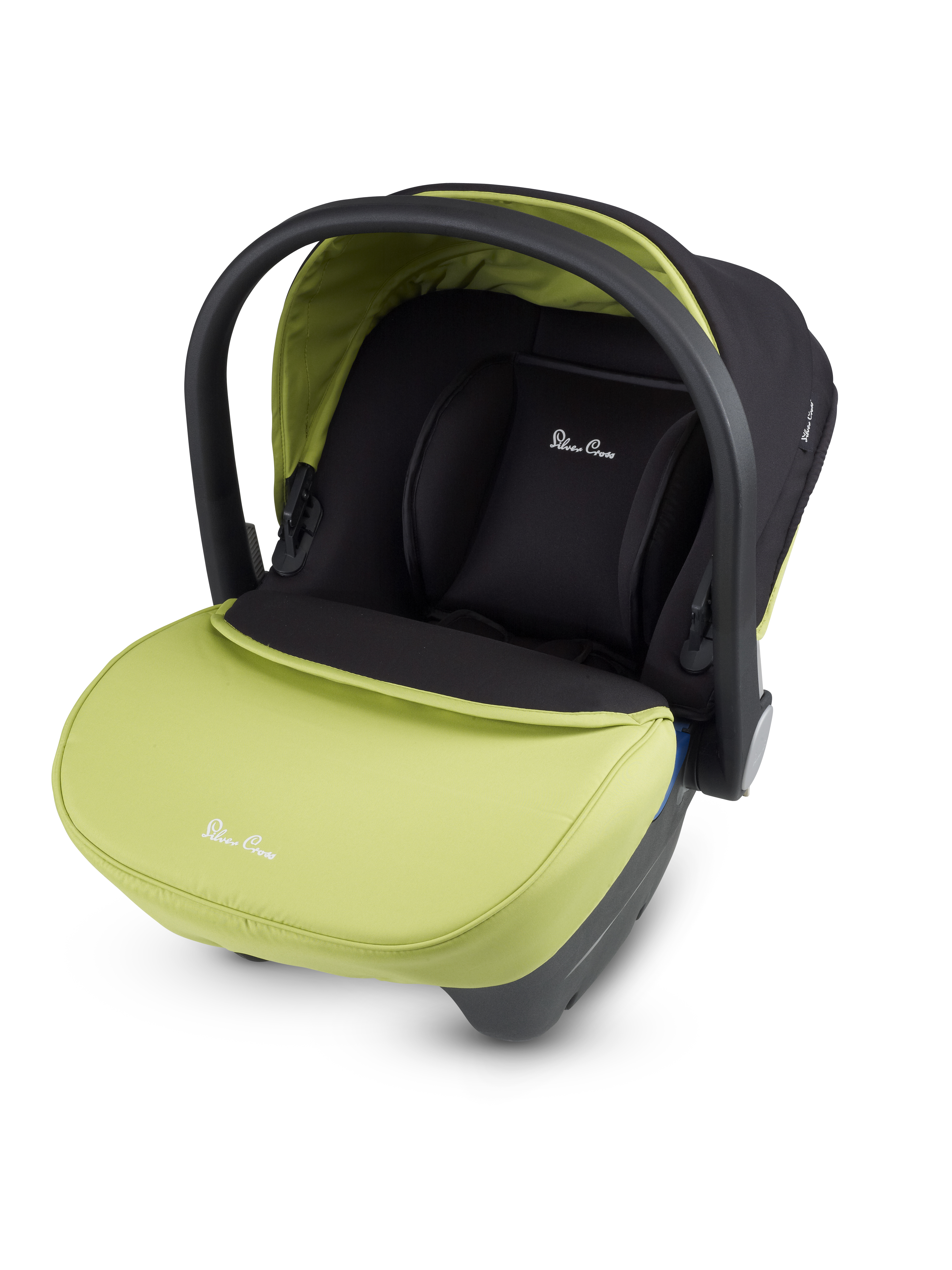 Silver Cross Simplicity Car Seat Lime www.silvercrossbaby.com