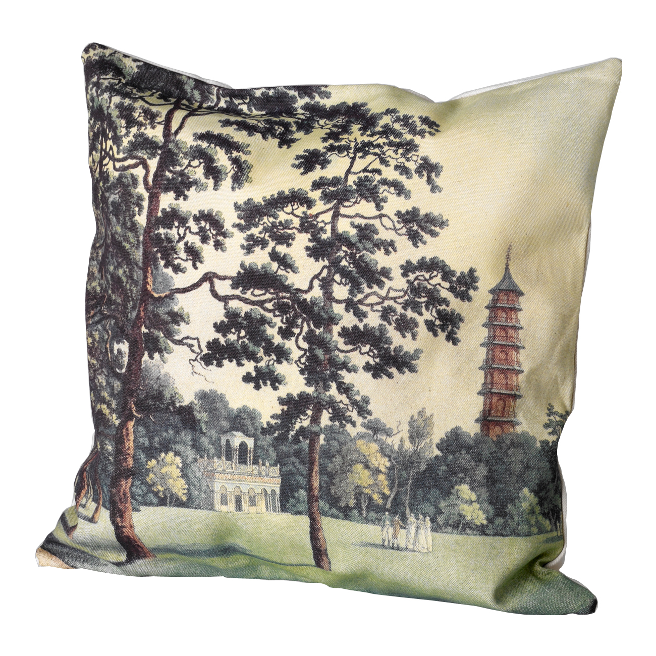 cushion-georgian-garden