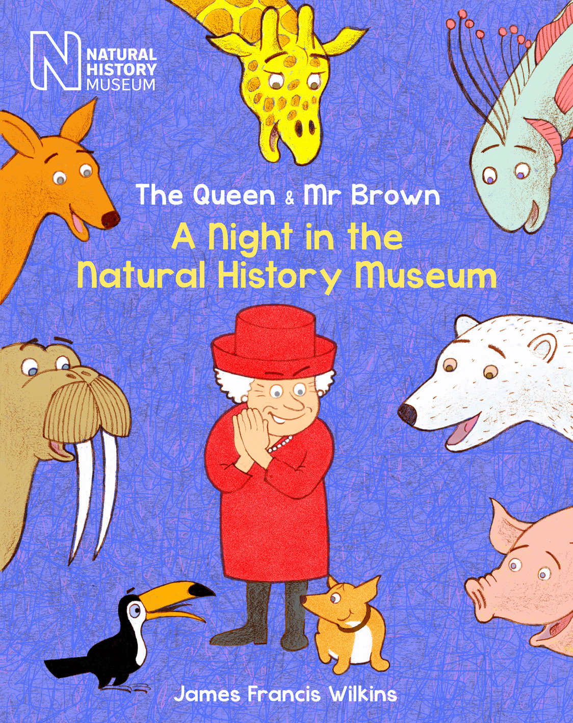 The Queen & Mr Brown www.nhmshop.co.uk
